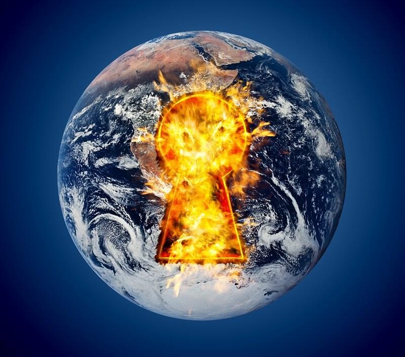 מפתח בוער לשינוי כדור הארץ