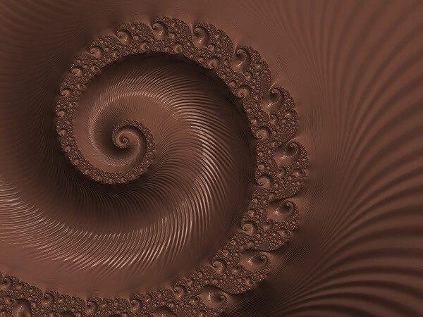 chocolate spiral