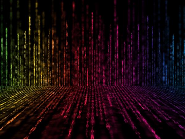 קודים צבעוניים -